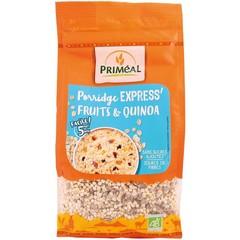 Primeal Quinoa & fruit pap (350 gram)