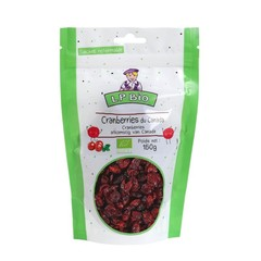 Lou Prunel Cranberries bio (150 gram)