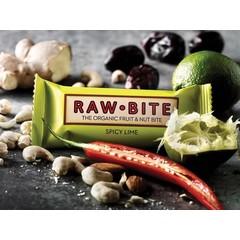 Rawbite Spicy lime (50 gram)
