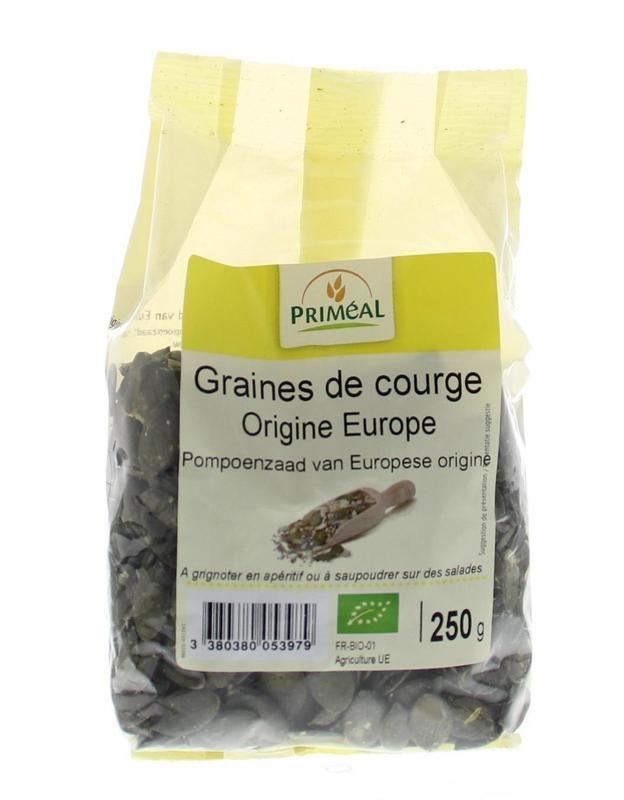 Primeal Primeal Pompoenzaad (250 gram)