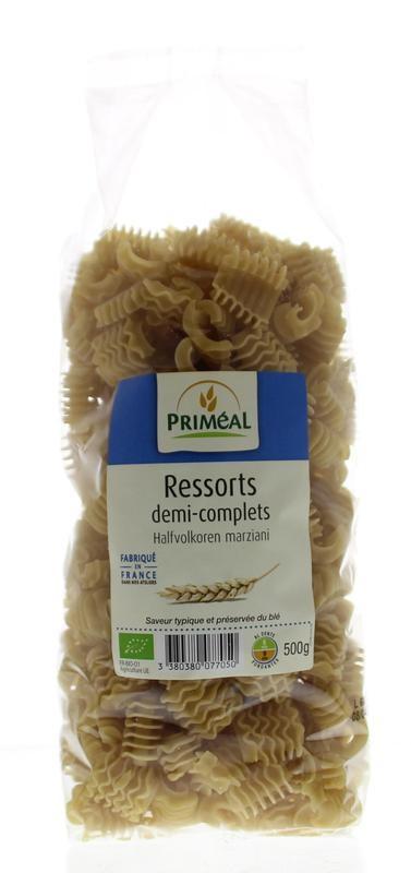 Primeal Primeal Halfvolkoren ressorts (500 gram)