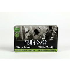 Fish 4 Ever Witte tonijn in olijfolie (120 gram)