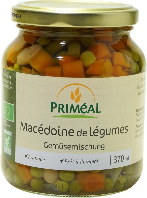 Primeal Primeal Gemengde groente (370 ml)