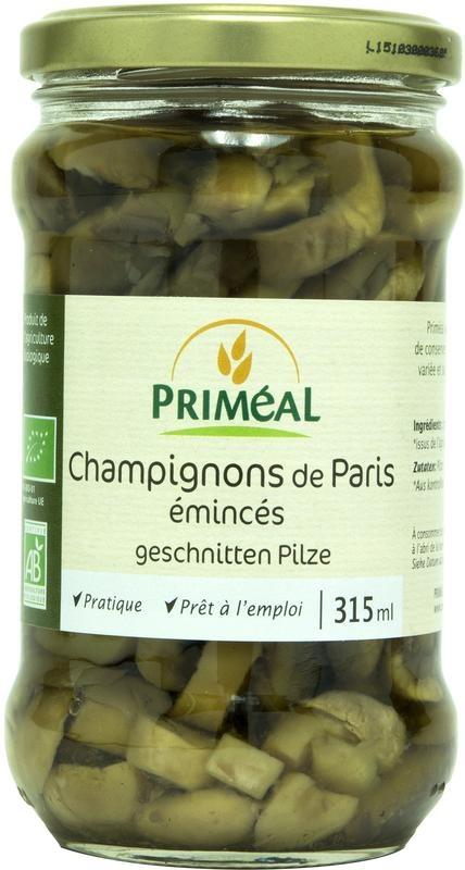 Primeal Primeal Champignon schijfjes (315 ml)