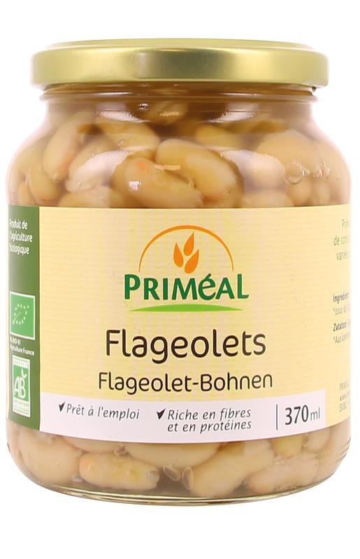 Primeal Primeal Groene kidneyboon flageolet (370 ml)