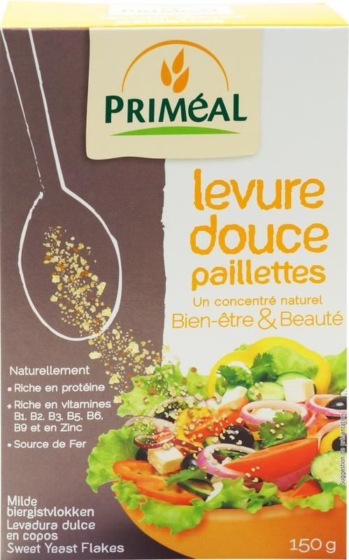 Primeal Primeal Biergistvlokken mild (150 gram)