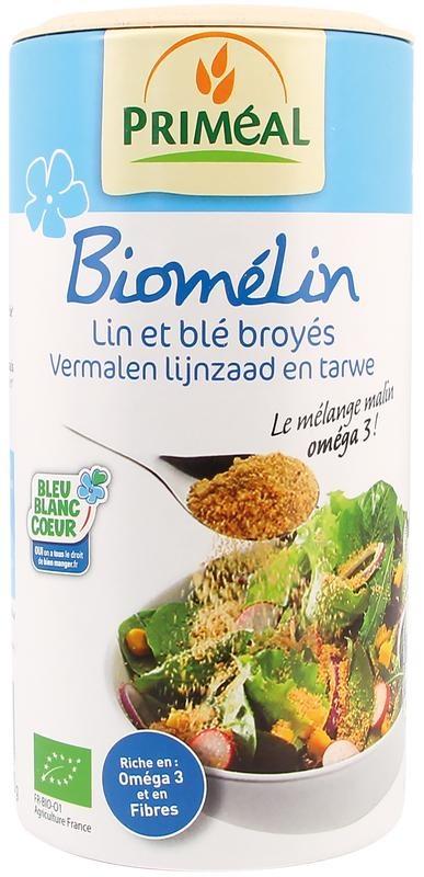 Primeal Primeal Biomelin lijnzaad & tarwe (200 gram)