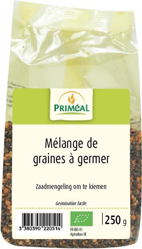 Primeal Primeal Gemengde zaden (250 gram)