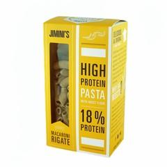 Jiminis Italiaanse eiwit pasta macaroni (200 gram)