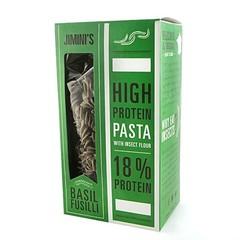 Jiminis Italiaanse eiwit pasta fusilli (200 gram)