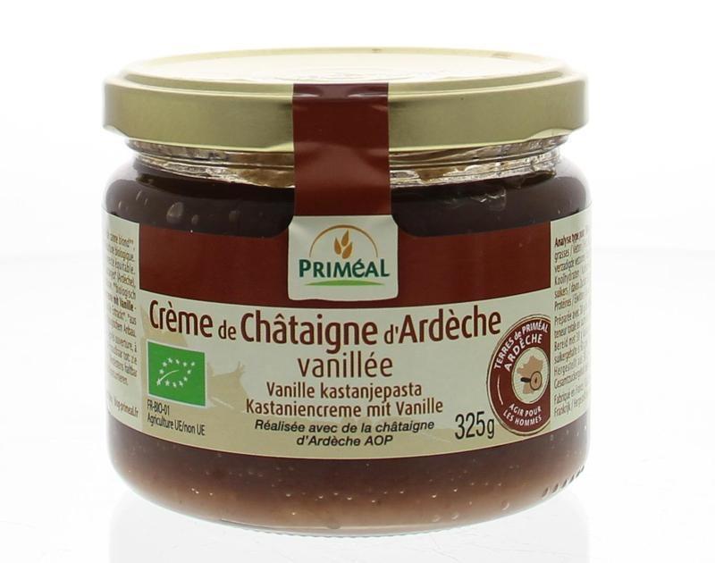 Primeal Primeal Kastanjecreme vanille (325 gram)