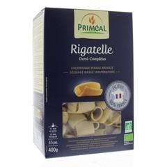 Primeal Rigatelle halfvolkoren pasta (400 gram)