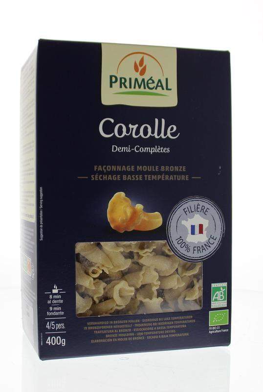 Primeal Primeal Corolle halfvolkoren pasta (400 gram)