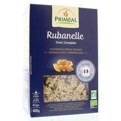 Primeal Rubanelle halfvolkoren pasta (400 gram)