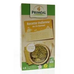 Primeal Basmati rijst Indiaans recept (250 gram)