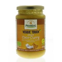 Primeal Currysaus cocos (345 gram)