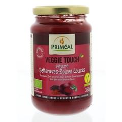 Primeal Betteravesauce epices douces (350 gram)