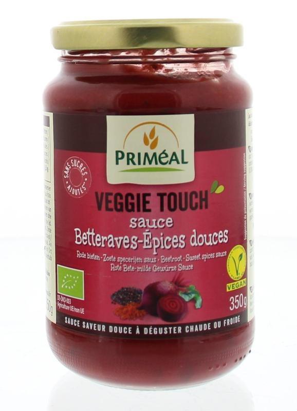 Primeal Primeal Betteravesauce epices douces (350 gram)