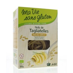 Ma Vie Sans Tagliatelle volkoren rijst (300 gram)