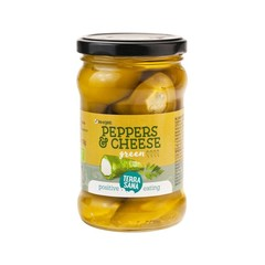 Terrasana Groene peper gevuld (270 gram)