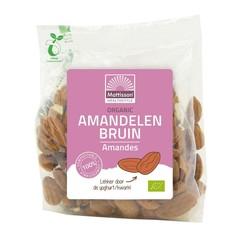 Mattisson Amandelen ongebrand bio (200 gram)