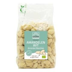 Mattisson Amandelen wit geblancheerd bio (500 gram)