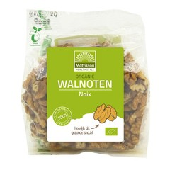 Mattisson Walnoten bio (150 gram)