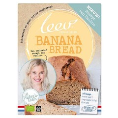 Leev Bio Pauline's mix bananabread (200 gram)