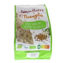 Pain Des Fleurs Triangles boekweit (50 gram)