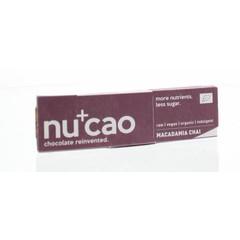 Bountiful Nacao macadamia chai bio (40 gram)