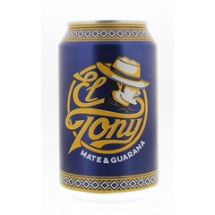 El Tony Mate & guarana (330 ml)