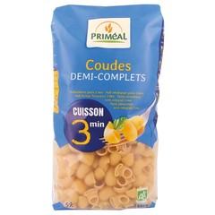 Primeal Coudes halfvolkoren snelkook 3 minuten (500 gram)