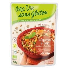 Ma Vie Sans Groente en soja oosterse wijze (250 gram)
