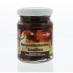 Vitam Bospaddenstoelen bouillon (150 gram)