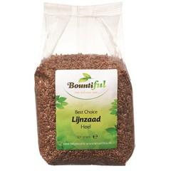 Bountiful Lijnzaad heel (500 gram)