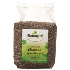 Bountiful Chia zaad (500 gram)