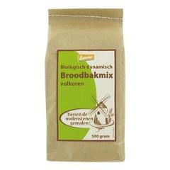 Hermus Volkoren broodbakmix demeter (500 gram)