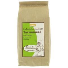 Hermus Tarwemeel volkoren Demeter (1 kilogram)