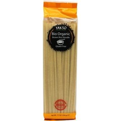 Yakso Rice noodle bruin (220 gram)