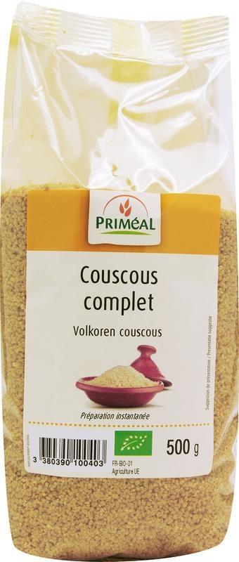 Primeal Primeal Couscous volkoren (500 gram)