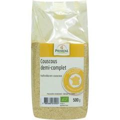 Primeal Couscous halfvolkoren (500 gram)