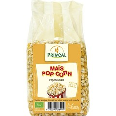 Primeal Popcorn mais (500 gram)