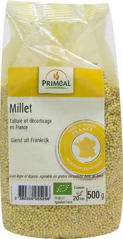 Primeal Primeal Gierst uit Frankrijk (500 gram)