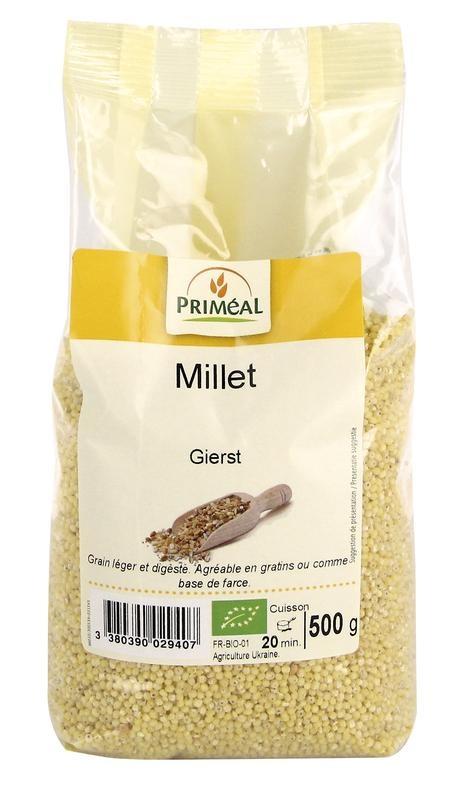 Primeal Primeal Gierst (500 gram)