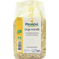 Primeal Ontvliesde gerst (500 gram)