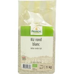 Primeal Witte ronde rijst (1 kilogram)
