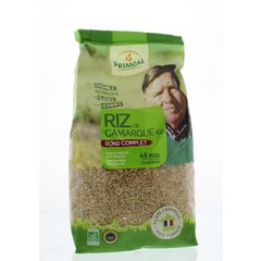 Primeal Volkoren ronde rijst camargue (1 kilogram)