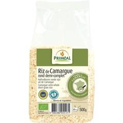 Primeal Halfvolkoren ronde rijst camargue (500 gram)