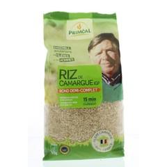 Primeal Halfvolkoren ronde rijst camargue (1 kilogram)