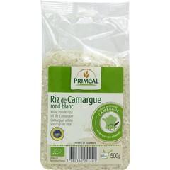 Primeal Witte ronde rijst camargue (500 gram)